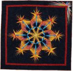 Fireworks Large Wallhanging